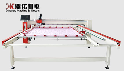 DN-8-S(series)High speed computer single-needle Quilting Machine
